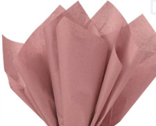 """Rose Gold Gift Wrap Tissue Paper, Large 20"""" by 30"""" 24 Sheets-Free Ship"""