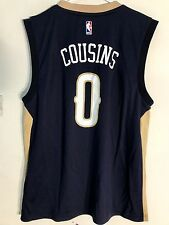 Adidas NBA Jersey New Orleans Pelicans DeMarcus Cousins Navy sz S