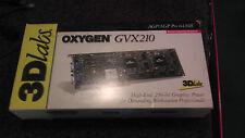 3Dlabs GVX210 GLINT R3 64 MB SGRAM AGP 4x/8x Graphics Video Card