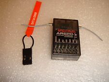 NEW AR6210  6 channel 2.4GHz Dsmx.RECEIVER ONLY NO SATELLITE