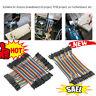 NEU 40pcs Breadboard Dupont Jump Wire M-M/M-F/F-F 10cm Jumper Cable Lead