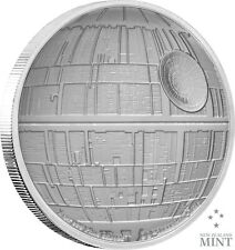 2020 STAR WARS: DEATH STAR - 1 OZ. SILVER COIN  Present / Gift / Christmas