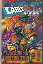 Cable (1993 1st Series) Annual #1998 MARVEL COMICS
