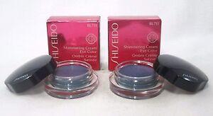 Lot/2 Shiseido Shimmering Cream Eye Color ~ BL711 ~ .21 oz. Each ~ BNIB