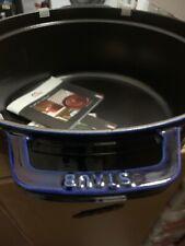 "Staub Cocotte 3 In 1 ""11"" Blue Intense 7qt Braise & Grill (Dark Blue) 11012891"