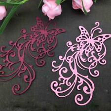 Butterfly Lace Metal Cutting Dies DIY Scrapbooking Paper Stamping Die Decor