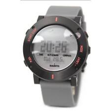 Nuevo * SUUNTO CORE Crush Gris barómetro Altímetro Reloj-SS02061000 PVP £ 250