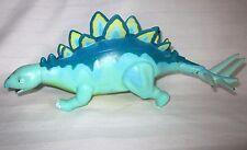 2010 Jim Henson Stegosaurus Talking Learning Curve Dinosaur Toy Action Figure