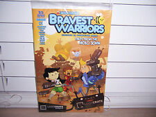 Cartoon Hangover Bravest Warriors #1 Loot Crate Variant Tales From The Holo John