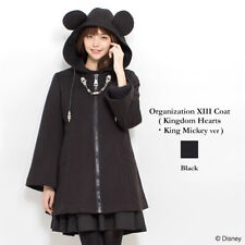 Organization XIII King Mickey Coat  Kingdom Hearts   Japan secret honey