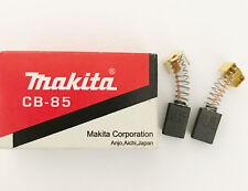 véritable Makita Brosses Carbone CB85 CB-85 191998-3 pour HP1631 HP1641 Perceuse