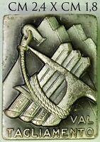 3138) Distintivo Esercito Italiano Alpini Val Tagliamento