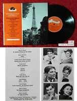 25cm LP Prominenter Besuch aus Paris (Polydor J 73 539) D 1963