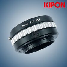 New Kipon adapter for Minolta AF/Sony mount lens to Sony E mount NEX A7R2 Camera