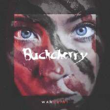 Buckcherry - Warpaint (NEW CD ALBUM)