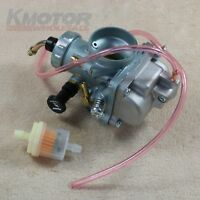 Brand New Carburetor Carb For 1985-1987 Suzuki Quadrunner 250 LT250E LT250EF 2x4