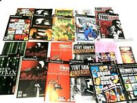 Lot of 11 PS2 Playstation 2 Instruction Manuals (Booklets & Covers Only)