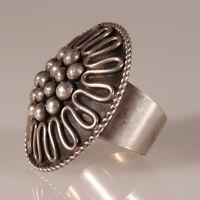 9410 Silber Ring Handarbeit aus Afganistan 925