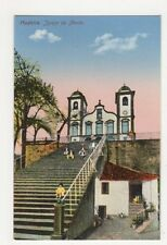 Madeira, Igreja do Monte Postcard, B145