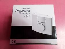 Th-131 aube/Honeywell/Greenline/thermostat régulateur pour hypocauste