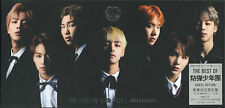 BTS (BANGTAN BOYS)-THE BEST OF BTS KOREA EDITION-JAPAN CD+DVD Ltd/Ed I72