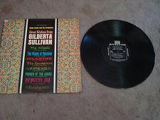 Great Waltzes from Gilbert and Sullivan NM LP Philip Green Riverside Pressing