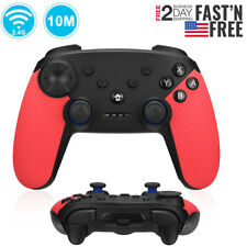 NEW Wireless Bluetooth Pro Controller for Nintendo Switch Gamepad Joypad Console