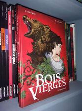 Le bois des vierges Tome 3 : Epousailles - Tirage de tête - Dufaux/Tillier - BD