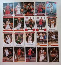 Toronto Raptors (26) Card Lot: Lowry, DeRozan, Valanciunas, Ibaka, Calderon