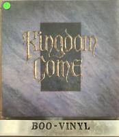 KINGDOM COME ~ KINGDOM COME LP ~ VINYL EXCELLENT ~ KCLP1 A1-B1 Ex Con