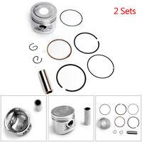 Kolben Ring Kit+0.25mm Für Honda Rebel CA250 CMX250X CMX250C BoreSize 53.25mm A3