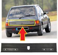 PEUGEOT 205 Mk1 Mk2 1983-1996 REAR TAILGATE BOOT MOULDING PROTECTION TRIM 874240