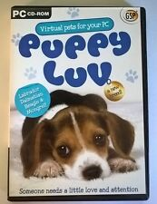 Puppy Luv a New Breed, PC CD-Rom Game.
