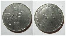 Regno Vittorio Emanuele III Buono da 2 Lire 1925 buon bb/vf