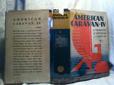 AMERICAN CARAVAN IV by Alfred Kreymborg  FIRST ED!!!