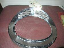 used 1984 JAGUAR XJ6 CHROME HEADLIGHT HEAD LIGHT BEZEL METAL TRIM RING
