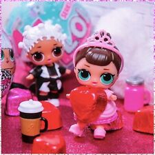 LOL Surprise FANCY FRESH Series 1 Baby Dolls VHTF Big Sisters Set w Sealed Balls