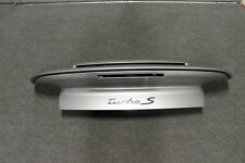 PORSCHE 911/997 TURBO S REAR DECK LID WITH WING SPOILER COMPLETE