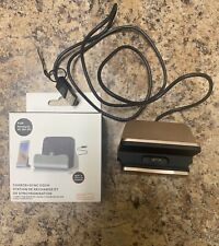 NEW, Charge And Sync Dock Station For Samsung, LG, HTC In Rose Gold