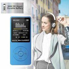 mp3-player cool-Blau & MP4 & Video & Radio & E-Bookreader & extra-großem Display