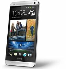 "Neuf HTC One M7 - 32 Go 3 G GPS WIFI Débloqué 4.7"" Smartphone Android Argent"