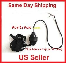 Plastic Mini ATV Safety Kill Switch & Pull Tether Cap 125cc 110cc 90cc 70cc 50cc