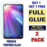 FOR HUAWEI Honor View 10 20 100%PREMIUM GORILLA TEMPERED GLASS SCREEN PROTECTOR