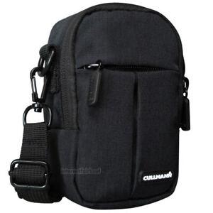Gürteltasche Kameratasche schwarz passend für Panasonic Lumix DMC-TZ81 TZ91