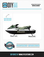 GTX DI SEA DOO GREEN Seat Skin Cover 2002 02 ANY YEAR