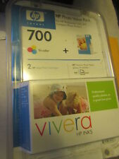 Hp Photo Value Pack Ink Cartridges and Photo Paper NIP