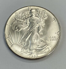 1986 $1 American Silver Eagle