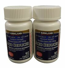 Kirkland Acid Reducer Ranitidine 150 mg 190 Tabs Generic Zantac FREE SHIPPING