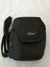 Lowepro Altus 20 compact camera case + strap black new never used no tags please