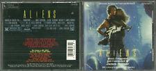 OOP - Used CD - ALIENS - James Horner - Varese Sarabande - 1986